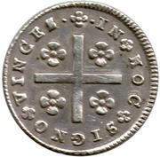 Tostão - Joao Prince Regent -  reverse
