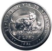1000 Escudos (The Wolf) – reverse