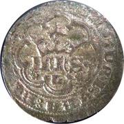 1 Real of 3½ Libras - João I (Lisbon mint) – obverse