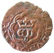 1 Real Preto - Duarte I (Lisboa mint) – obverse