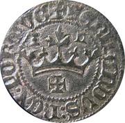 Pilarte Coroado - Fernando I (Lisboa mint) – obverse
