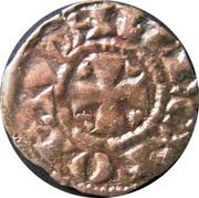 Dinheiro - Afonso IV – obverse