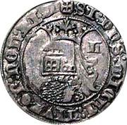 ½ Barbuda - Fernando I (Lisboa mint) – obverse
