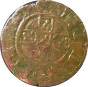 ½ Tornês Atípico - Fernando I (Lisboa mint) -  obverse