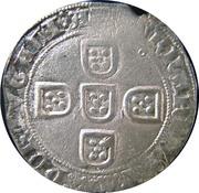 Tornês de Busto - Fernando I (Lisboa mint) – reverse
