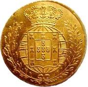 Escudo - João VI -  reverse