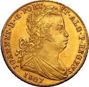 1 Peça - João Prince Regent – obverse