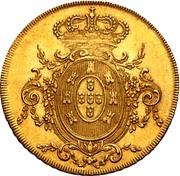 1 Peça - João Prince Regent – reverse