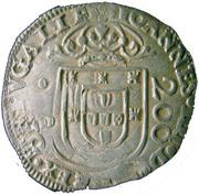 ½ Cruzado - João IV /Porto) – obverse