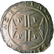 ½ Cruzado - João IV /Porto) – reverse