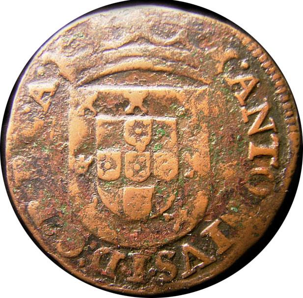 2 Reais - António I - Portugal – Numista