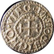 X Réis – Afonso VI -  reverse