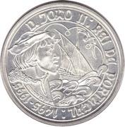 1000 Escudos (D. João II) – reverse
