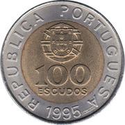 100 Escudos (FAO) -  obverse