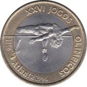200 Escudos (Olympics) -  reverse