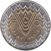 100 Escudos (FAO) -  reverse