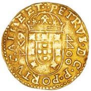 Moeda - Pedro Prince Regent -  obverse