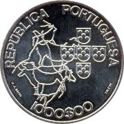 1000 Escudos (Council of the EU) -  obverse
