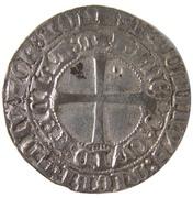 Tornês de Escudo - Fernando I (Lisboa mint) – reverse