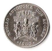 100 Escudos (Azores Regional Autonomy) -  obverse