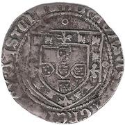 1 Real Grosso - Afonso V (of Castilla & Leon) – obverse