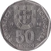 50 Escudos -  obverse