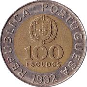 100 Escudos -  obverse