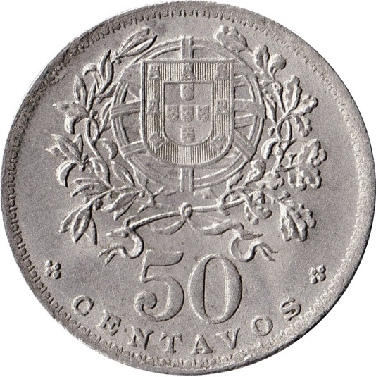 50 CENTAVOS 1927-1968 Old Portugal Coin Lot Collectible Series FREE SHIP