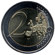 2 Euro (Timor) -  reverse