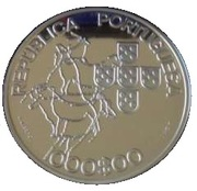 1000 Escudos (Council of the EU; Proof issue) – obverse