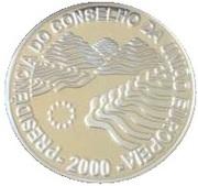 1000 Escudos (Council of the EU; Proof issue) – reverse