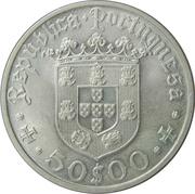 50 Escudos (Pedro Alvares Cabral) -  obverse