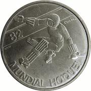 25 Escudos (Roller Hockey Championship) -  reverse