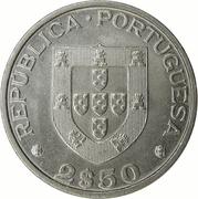 2.50 Escudos (FAO) -  obverse