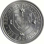 100 Escudos (Nuno Tristao) -  obverse