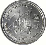 100 Escudos (Nuno Tristao) -  reverse