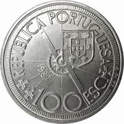 100 Escudos (Diogo Cão) -  obverse