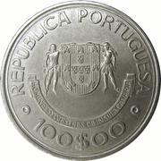 100 Escudos (Canary Islands) -  obverse
