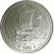 100 Escudos (Madeira and Porto Santo) -  reverse