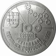 100 Escudos (Astronomic Navigation) -  obverse