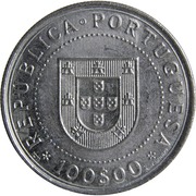 100 Escudos (Restoration of Independence) -  obverse