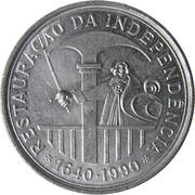 100 Escudos (Restoration of Independence) -  reverse