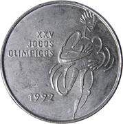 200 Escudos (XXV Olympic Games) -  reverse