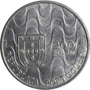 200 Escudos (European Presidency) -  obverse