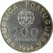 200 Escudos (European Culture Capital) -  obverse