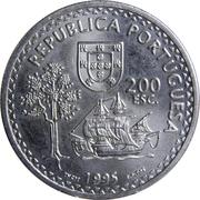 200 Escudos (Solor and Timor) -  obverse