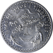 200 Escudos (Solor and Timor) -  reverse