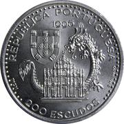 200 Escudos (Macau) -  obverse
