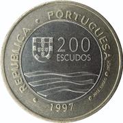 200 Escudos (EXPO'98) -  obverse
