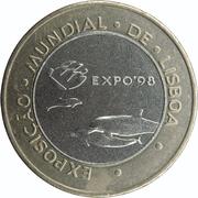 200 Escudos (EXPO'98) -  reverse